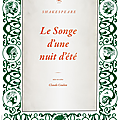 Le songe d'une nuit d'été (<b>William</b> Shakespeare), ATQL, juin-novembre 2010