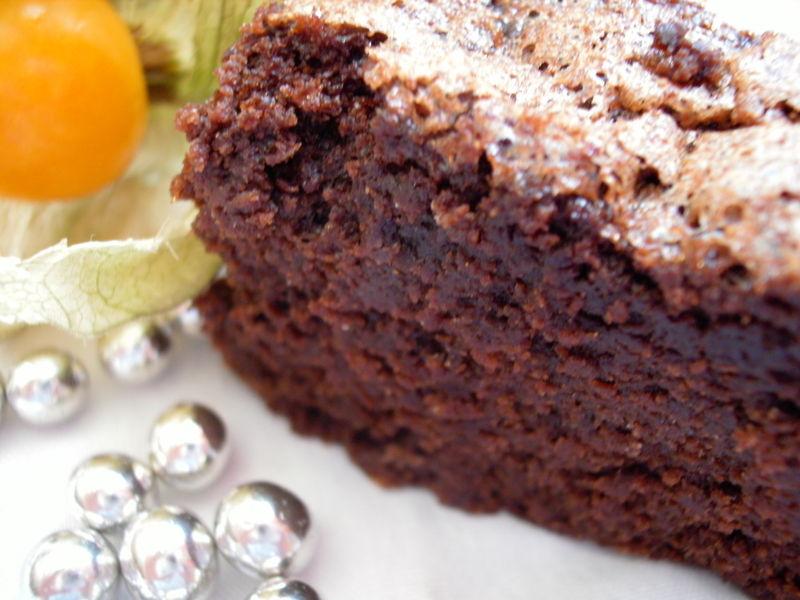 Gateau Fondant Au Chocolat D Evelyne Blog Cuisine Avec Du Chocolat