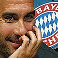 Qual bilan pour la première année de Guardiola au Bayern ?