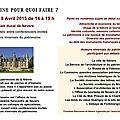 Patrimoine à Nevers :