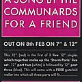 This is a song by The Communards... For A <b>Friend</b> | 8th february 1988