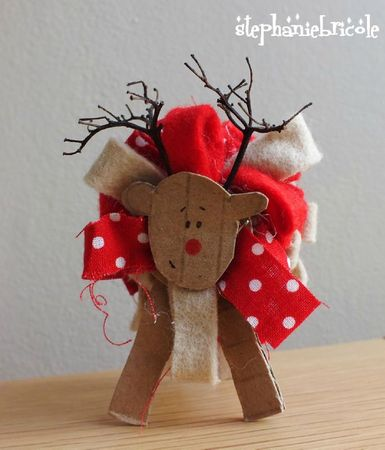 Le blog des dames for Decoration de noel pour enfant