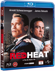 RED HEAT en DVD et Blu-Ray