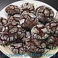 Cookies craquels de <b>Martha</b> <b>Stewart</b>