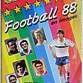 Album ... Football <b>Panini</b> 1988