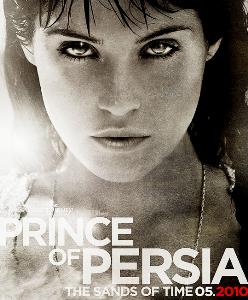 Gemma Arterton dans Prince of Persia