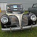 Rosengart LR539 SuperTraction cabriolet (1938-1939)