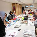 photo de l'atelier du samedi 21 mars