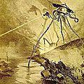 Billet de lecture_2 : HG Wells - La guerre des mondes