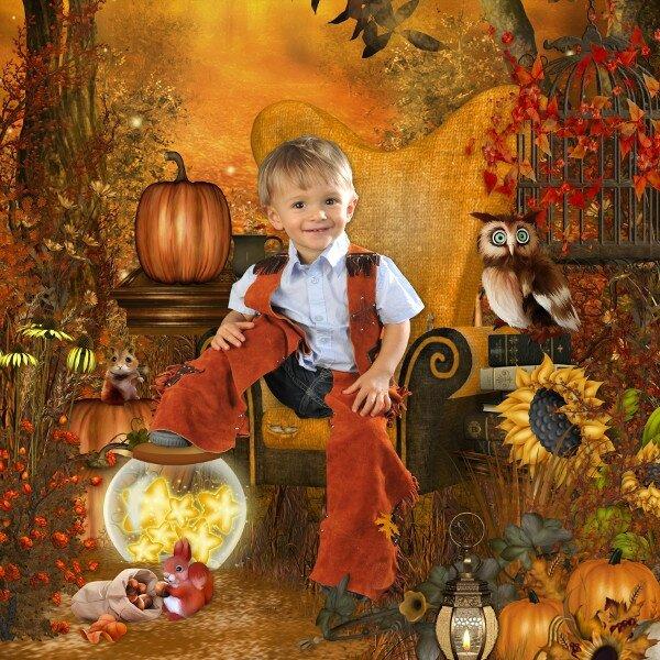 kittyscrap_l autumn fairytales - photo Gilles Greder