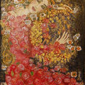 Gustav Klimt et AMZ, la féminité, l'or, magnifique