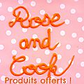 Rose & Cook