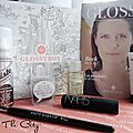 Glossybox septembre 2015 - Rock The City.
