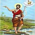 A la découverte de <b>saint</b> <b>Jean</b>-<b>Baptiste</b>
