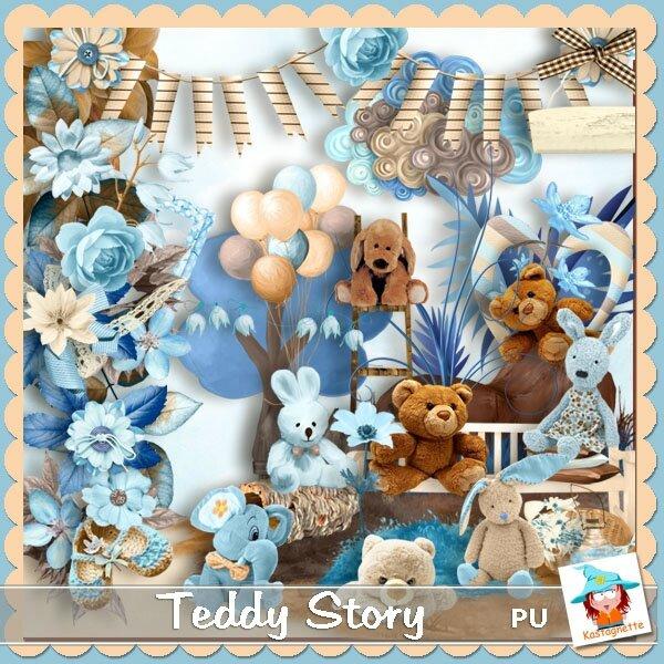 Kastagnette_TeddyStory_PV