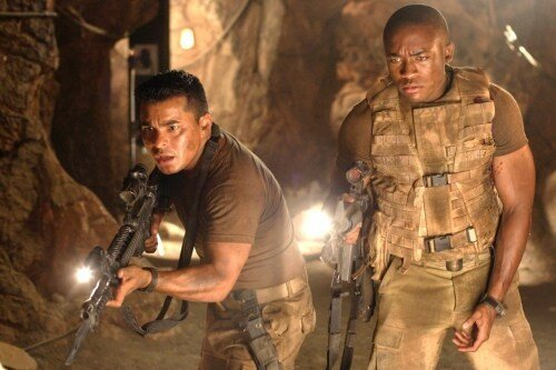 Jacob Vargas & Lee Thompson Young