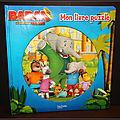 Mon livre <b>puzzle</b> : Babar, les aventures de Badou - Collectif