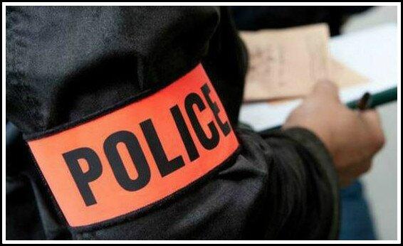 Police brassard 2