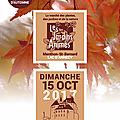LES JARDINS ANIMES - LE MARCHE AUX PLANTES de Menthon St Bernard- LAC D'ANNECY