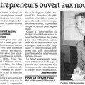 Club Business Entreprises 01