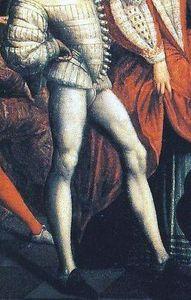 Lodier français, années 1580