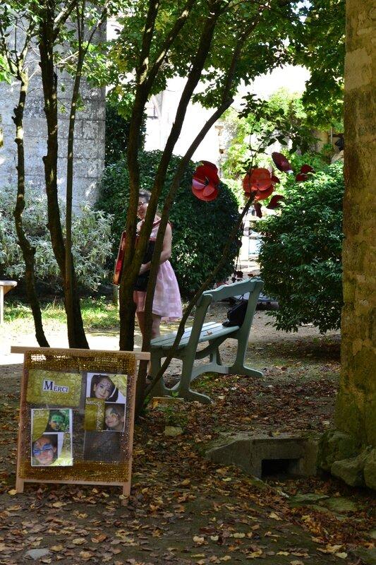Journées européennes du patrimoine tusson Charente