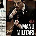 Elections départementales 2015: Manu militari Valls devrait démissionner car il n'est pas Républicain