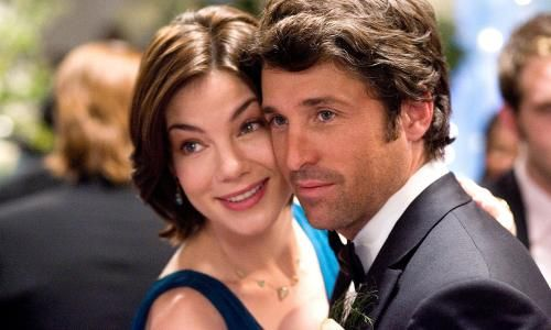 Patrick Dempsey & Michelle Monaghan