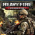 <b>FPS</b> : retrouvez Heavy Fire: Afghanistan sur Fuze Forge