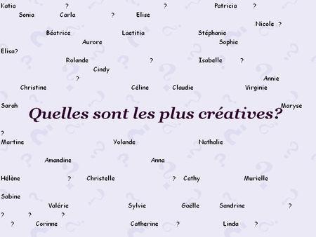 QUELLES_CREATIONS