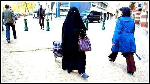 Burqa France