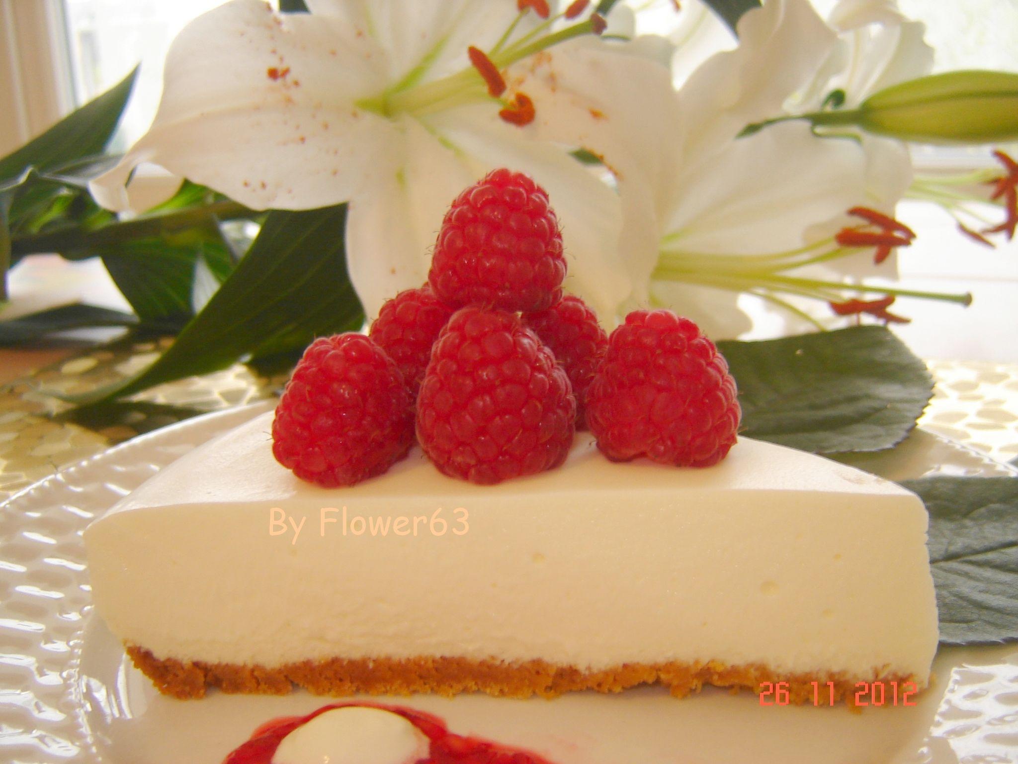 Recette Cheesecake Mascarpone