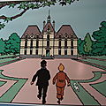 Cheverny : au pays de Tintin !