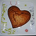 <b>Gâteau</b> VEGAN - Orange Chocolat -