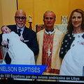 Céline Dion et le prêtre a la croix satanique!