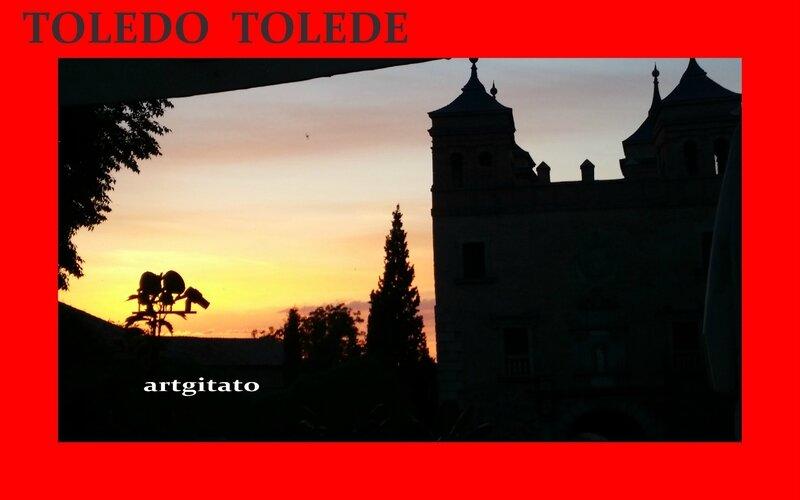 Tolede Toledo Artgitato Puerta Cambron