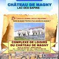 COMPLEXE DE LOISIRS DU CHÂTEAU DE MAGNY