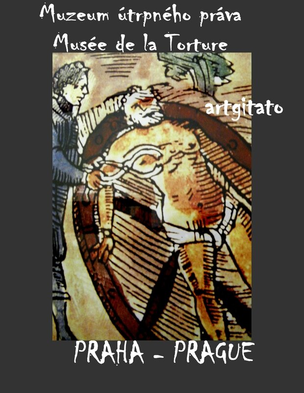 prague-musee-de-la-torture Artgitato 21 Muzeum útrpného práva Museum of Medieval Torture1