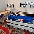 hôtel à la vallée des gorges du dades maroc morocco