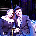 Interview de Vincent Niclo et Manon Taris.