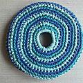 Frisbee triple <b>spirale</b>