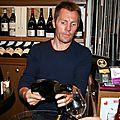 Les Champagnes Pascal Doquet en dégustation au Vin <b>Devant</b> Soi