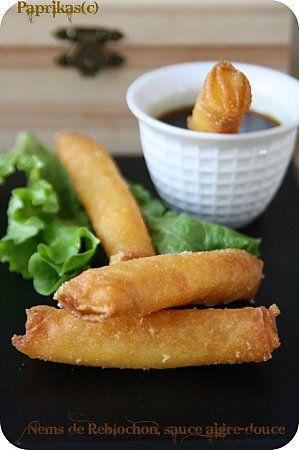 recettes  Crevettes sauce aigre douce