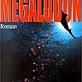 Megalodon de Steven Alten