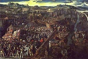 450px-Battle_of_Pavia,_oil_on_panel