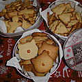 Christmas is coming... [confection de <b>bredele</b>]
