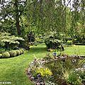 Un <b>jardin</b> à quatre mains plein de charme !