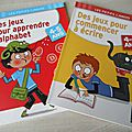 L'écriture et l'alphabet, des apprentissages importants en <b>moyenne</b> <b>section</b>