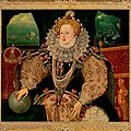 Royal Museums Greenwich and Art Fund appeal for help to save Armada <b>Portrait</b> of Elizabeth I