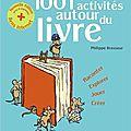 Un trésor d'activités autour des livres